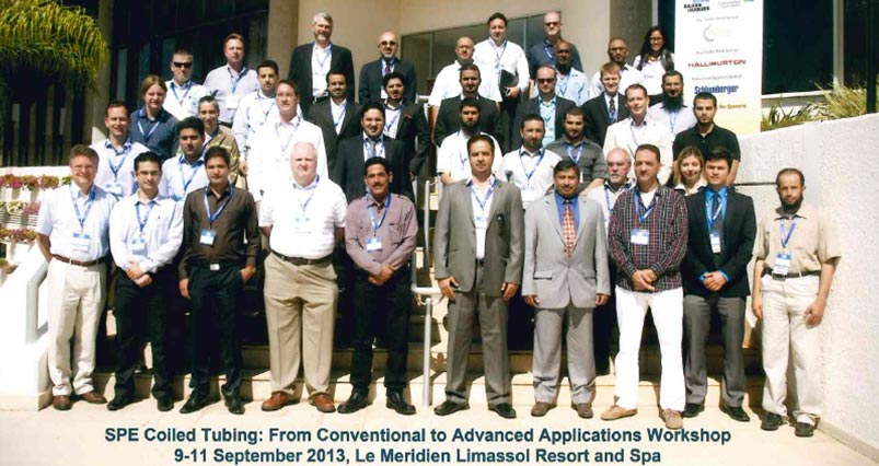 AnTech's MD Presents At Coiled Tubing Workshop