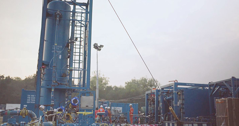 Reservoir Characterisation While Drilling Underbalanced