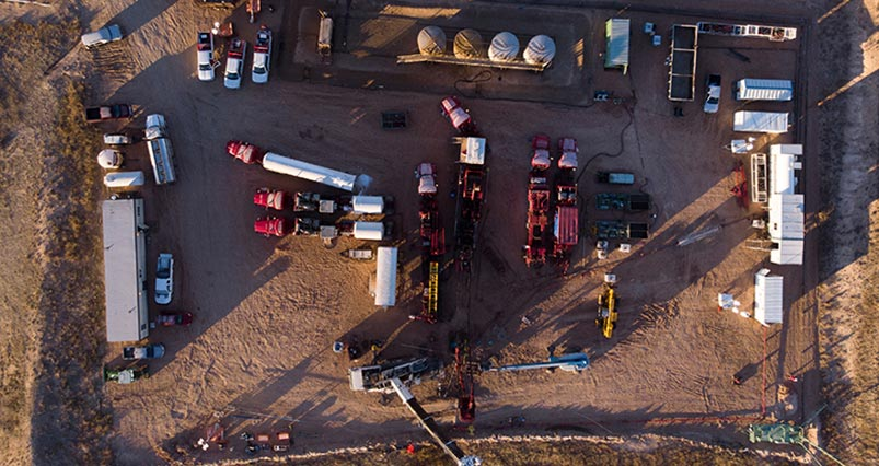 Success Drilling Wells In Texas Leads To Further Contracts Around The World For AnTech