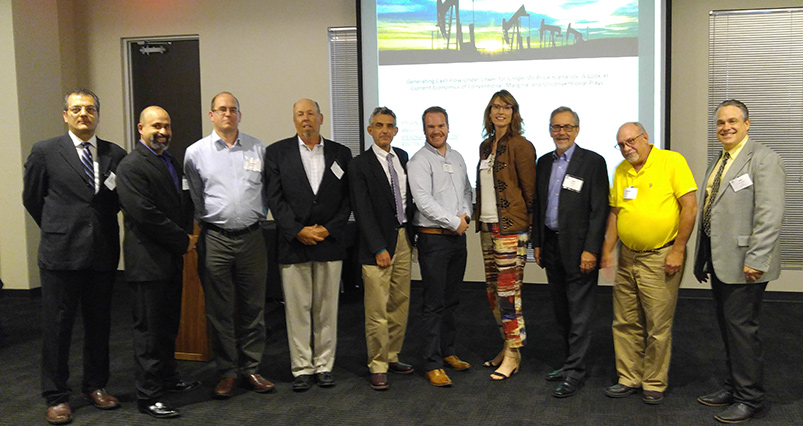 AnTech Presents At AAPG New Thinking Event