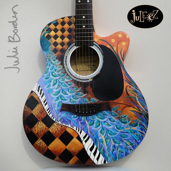 Custom Guitars For Sale