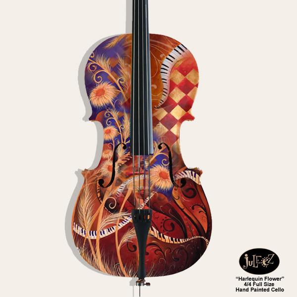 Cellos Enthusiastic Cello Set Complete For Full Size Cello String