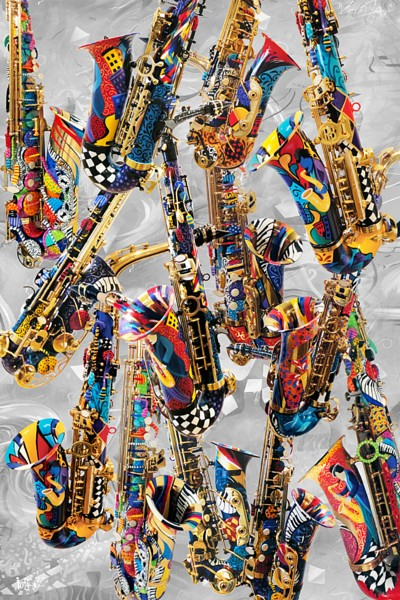Juleez Colorful Musical Instruments