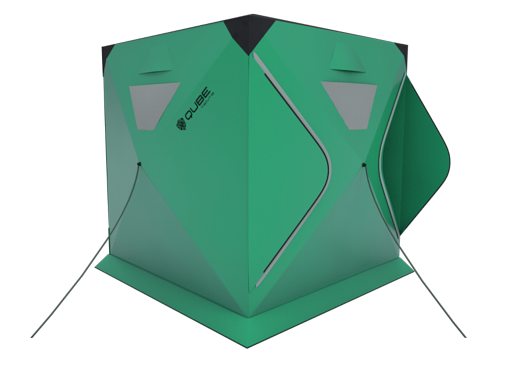 GREEN  sc 1 th 193 & Qube Tents - the Quick Pitch tent you can connect