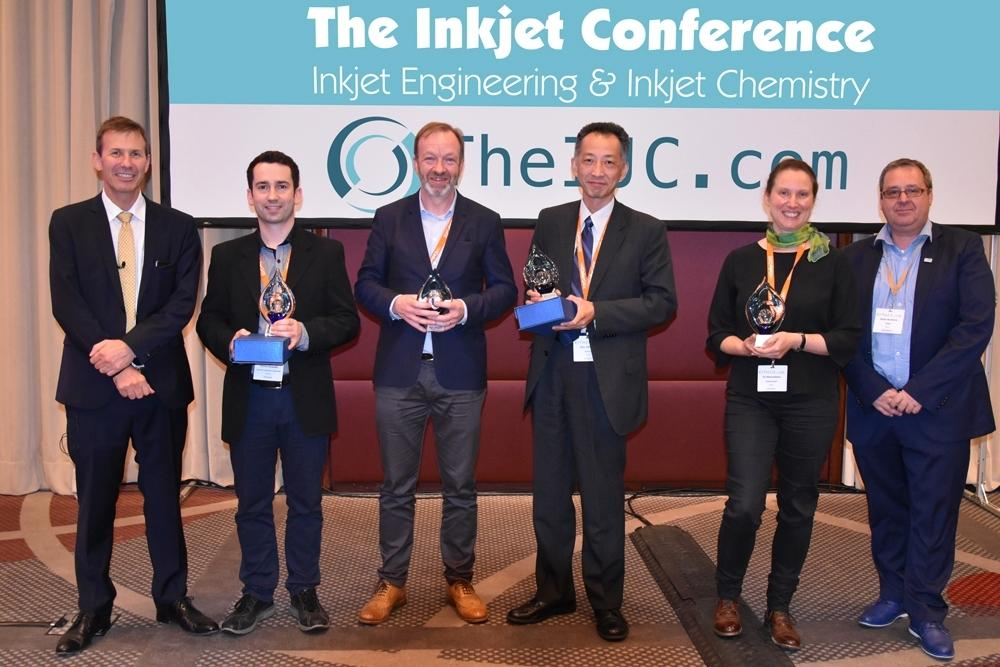 Best Speaker Awards theIJC2017