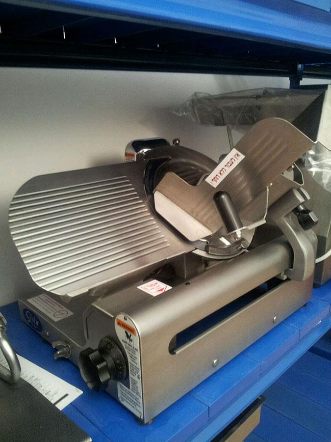 הגדול יד 2 - רונה מכונות מזון BA-75