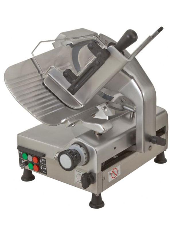 למעלה מכונה פורסת לחיתוך נקניק בגדלים שונים - רונה מכונות מזון SZ-16