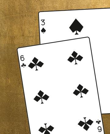 Игральные карты Punto Banco