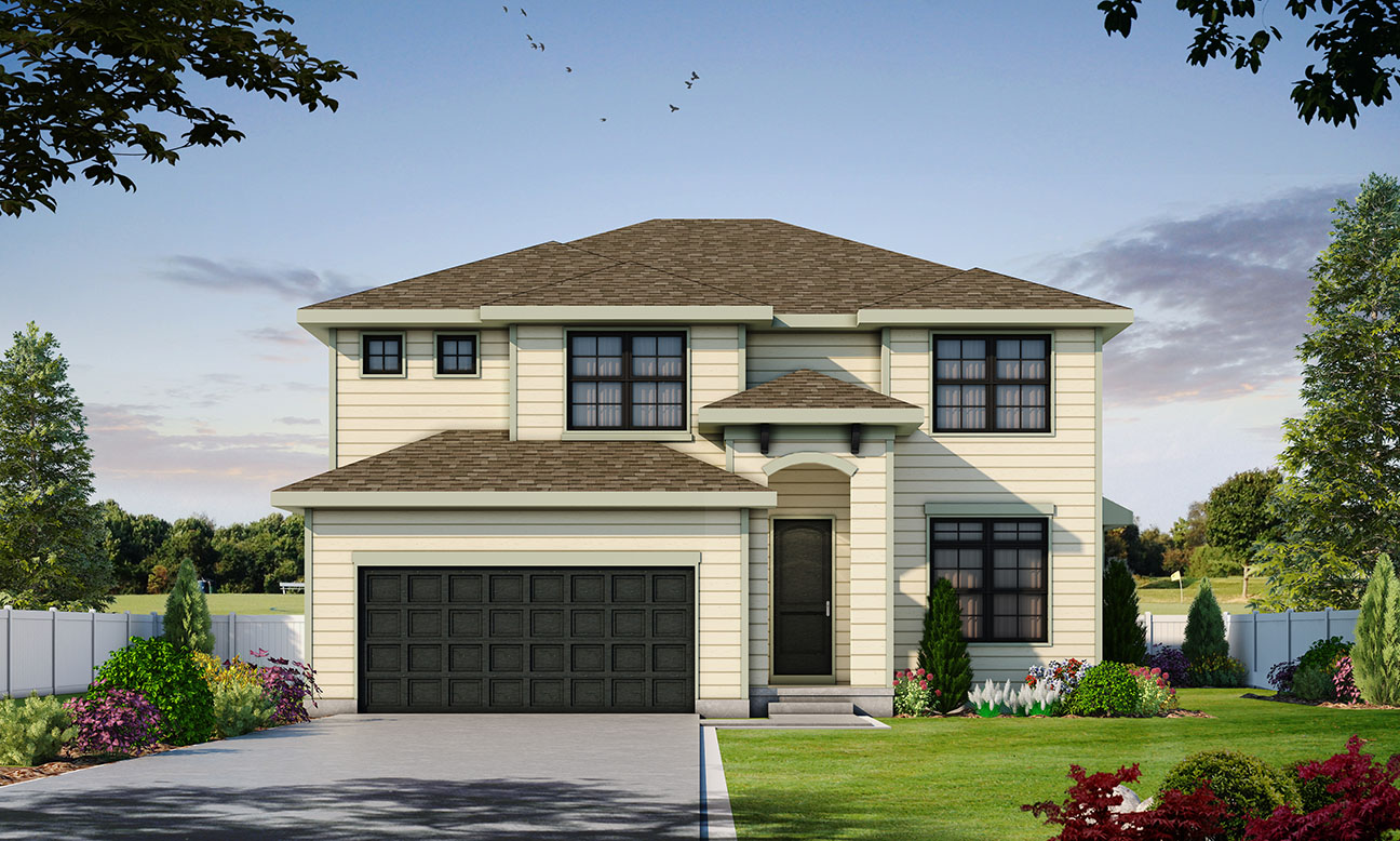 The Magnolia by Ashlar Homes