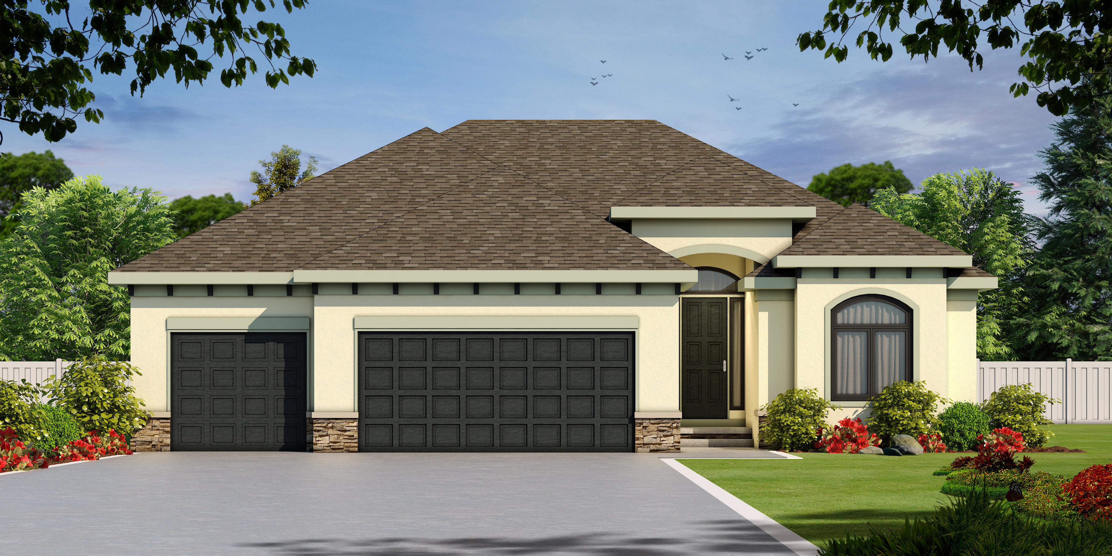 The Pepperwood by Ashlar Homes