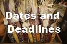 Crop insurance application dates