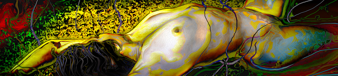 Naked woman erotic prints sale gallery - $95 per canvas print