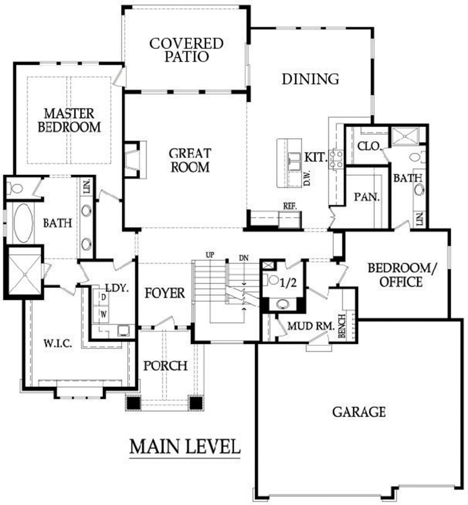 Mission Ranch | Fox Ridge Floor Plans