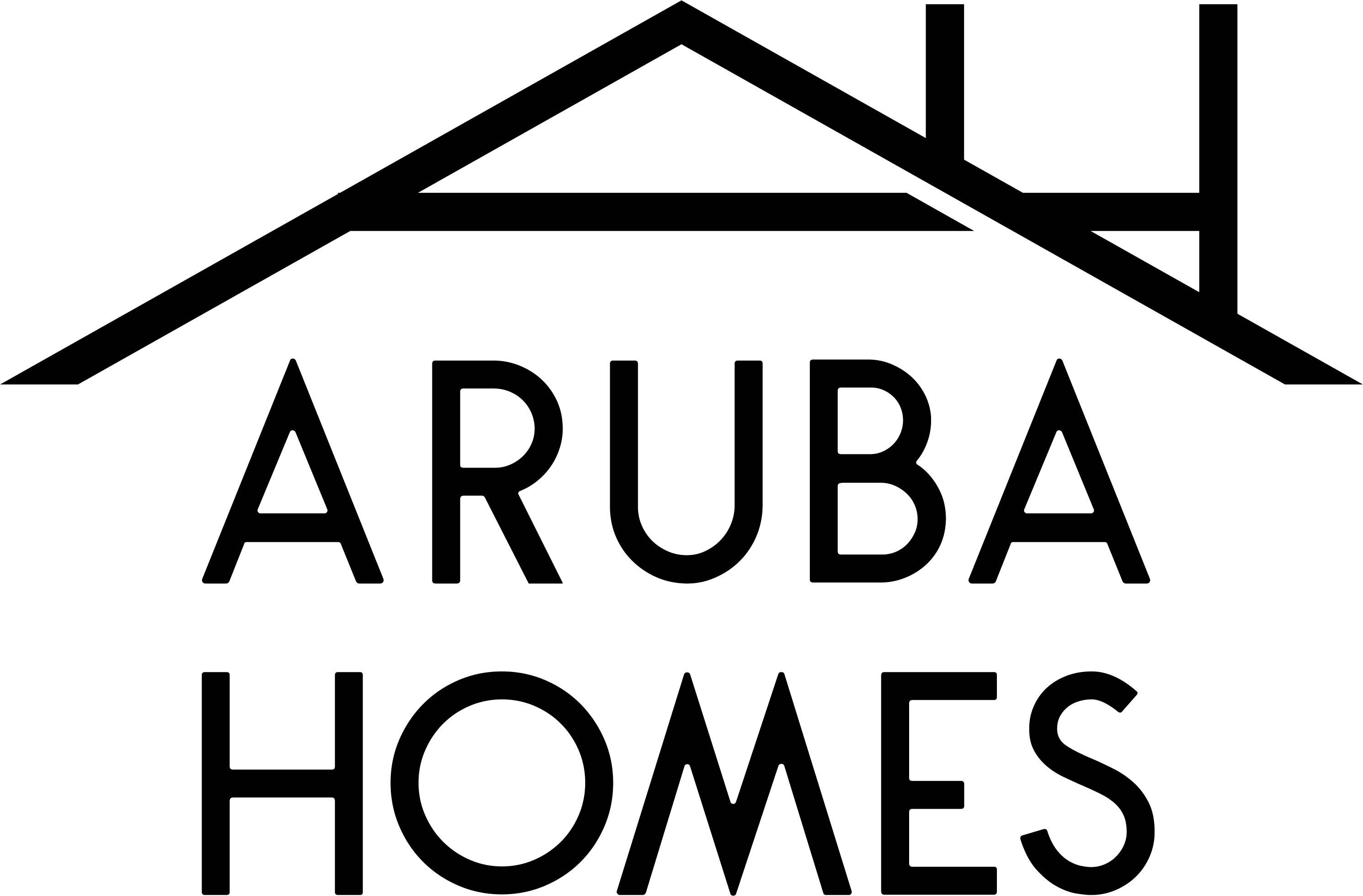 Aruba Homes Logo