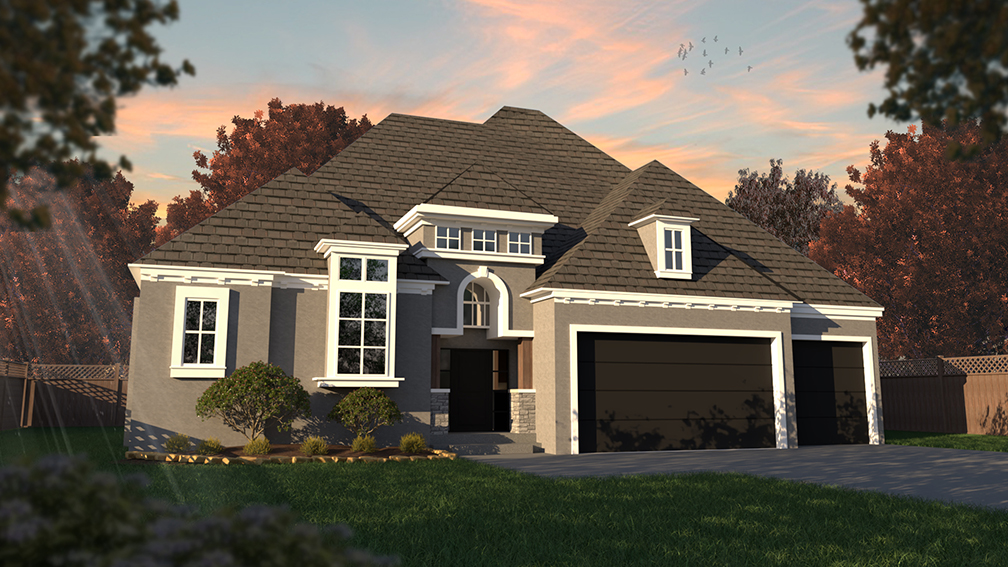 The Hampton VI by New Mark Homes
