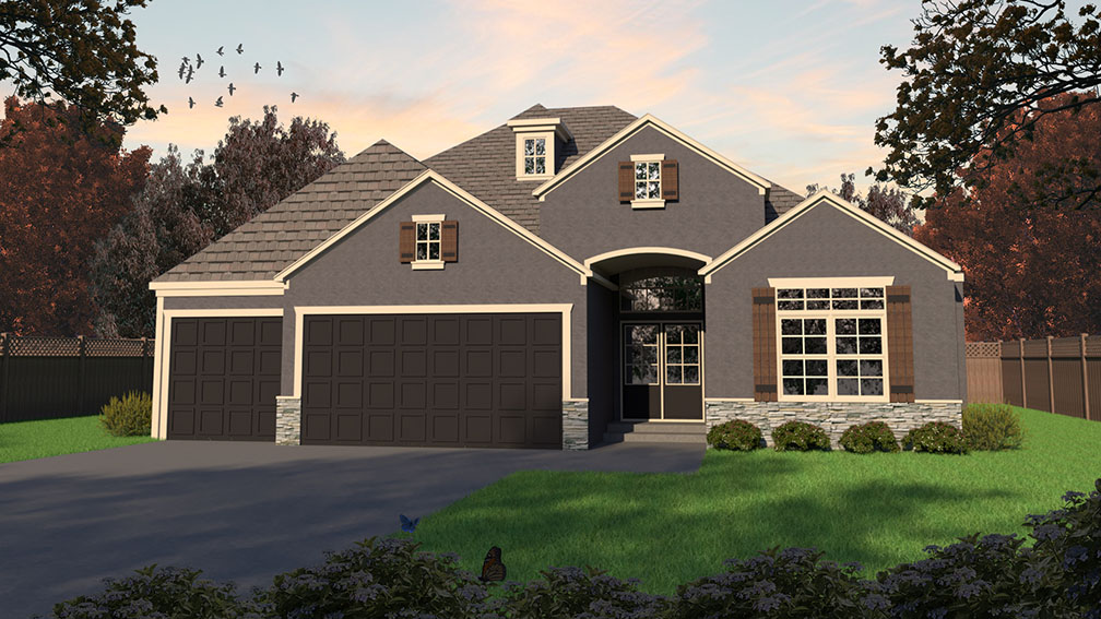 The Azalea by Roeser Homes