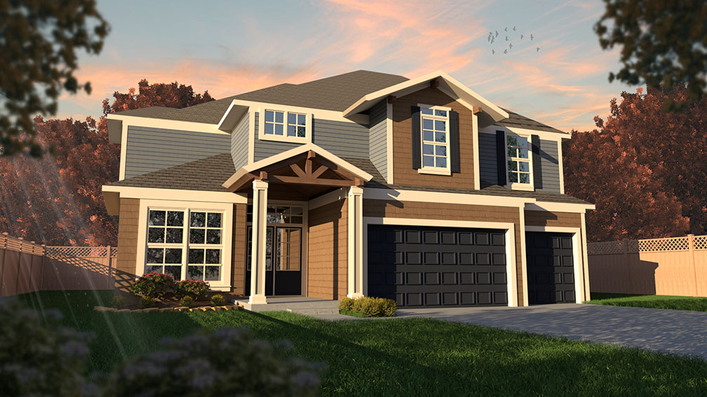 The Cooper by Roeser Homes