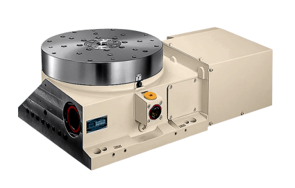 Rotary Table Options and Accessories