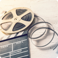 clapper, board, film, movie, roll, people, topics, romance, comedy, thriller, fiction, documentary, people, topics