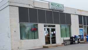 Mitchell's Coffee House in Rocky Hill, CT