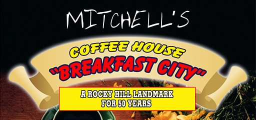 Mitchell's Coffee House known as