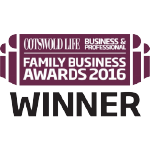 2016 Winner Cotswold Life Family Business Award
