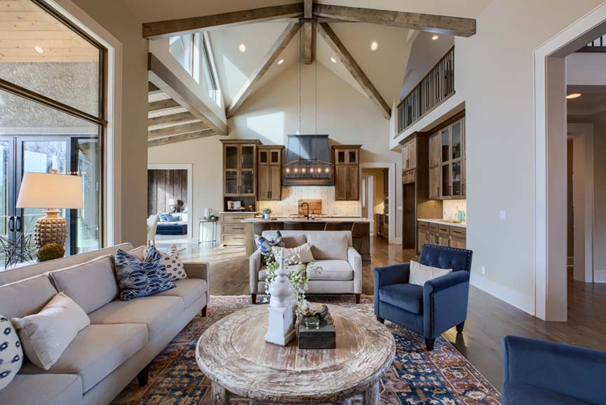Ashner Construction's Artisan III in Sundance Ridge