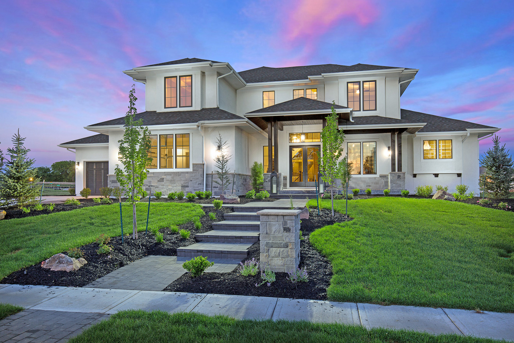 the Kensington by Starr Homes in Sundance Ridge's Big Sky